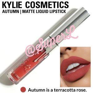 2/$15 Kylie Cosmetic Velvet Liquid Lipstick Autumn